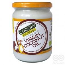 Aceite de Coco Virgen Orgánico 500ML | Cocomi