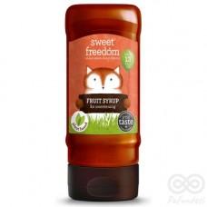 Endulzante 100% natural, Fruit Syrup (Natural Original) 350g | Sweet Freedom