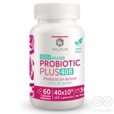 Probiotic Plus 40B (DDS1) 60cap | Wellplus
