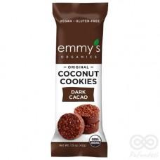 Galleta de Coco sabor Chocolate 57grs. Emmy´s Organics