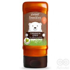 Endulzante 100% natural, Syrup Canela 350g | Sweet Freedom