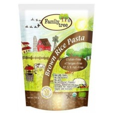 Fusilli de Arroz Integral Orgánico 350 grs |Family Tree