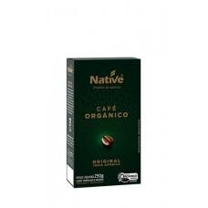 Café Orgánico Tostado y Molido 400grs |Native