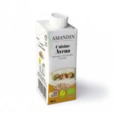 Crema Orgánica de Avena 200ml|Amandin