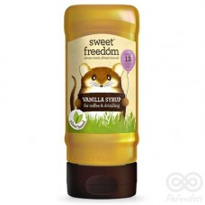 Endulzante 100% natural, Syrup Vainilla 350g | Sweet Freedom