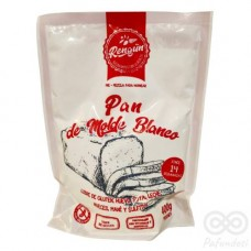 Pre-Mezcla Pan de Molde Blanco Sin Gluten Vegano 400grs | Rengún