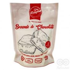 Pre-Mezcla Brownie de Chocolate Sin Gluten Vegano 430grs | Rengún