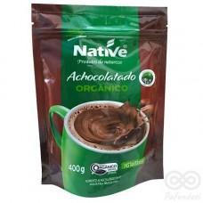 Achocolatado Orgánico 400grs |Native