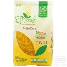 Fusilli de Maíz 250grs| El Dorado