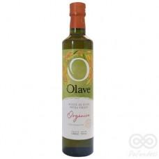 Aceite de Oliva Extra Virgen Orgánico 500ml |Olave