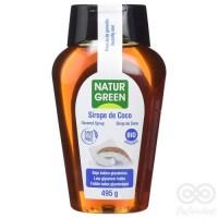 Sirope de Coco Orgánico 495grs Naturgreen