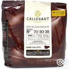 Chocolate Amargo 70% bolsa 400g | Callebaut