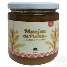 Manjar de Plantas Quinoa y Caña 450grs| Nitay