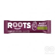 Barrita Energética Maqui Frambuesas 36grs|Roots