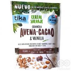 Cereal Salvaje Avena Cacao 200g | Tika