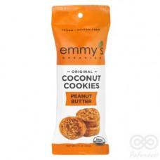 Galleta de Coco sabor Mantequilla de Maní 42grs|Emmy´s Organics
