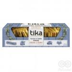 Crackers Cúrcuma y Sésamo 140g | Tika