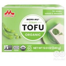 Tofu Orgánico Tetrapack 340g | Morinaga