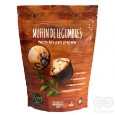 Premezcla Muffin de Legumbres 500g | P&M Alimenta