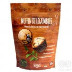 Premezcla Muffin de Legumbres 280g | P&M Alimenta