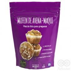 Premezcla Muffin de Avena-Maqui 500g | P&M Alimenta