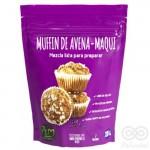Premezcla Muffin de Avena-Maqui 280g | P&M Alimenta