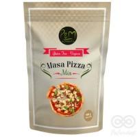 Premezcla Masa Pizza Vegana Sin Gluten 500g | P&M Alimenta