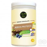 Bebida Proteica Plant Based Chocolate 600g | P&M Alimenta