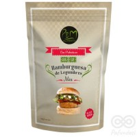 Mix Hamburguesa de Legumbres 250g | P&M Alimenta