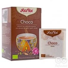 Infusión de Hierbas Orgánicas sabor Chocolate 37,4g | Yogi Tea