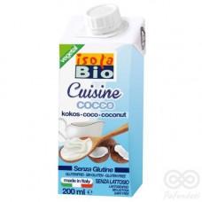 Crema de Coco Orgánica 200ml | Isola Bio