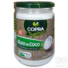 Aceite de Coco Extra Virgen Orgánico 500ml | Copra