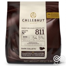Chips de Chocolate Semi Amargo 400g | Callebaut