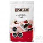 Cobertura Sabor Chocolate con Leche 1Kg | Sicao