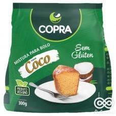 Premezcla Queque de Coco Sin Gluten 300g | Copra