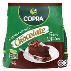 Premezcla Queque de Chocolate Sin Gluten 300g | Copra