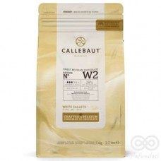 Chocolate Blanco bolsa 1Kg | Callebaut