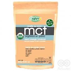 Aceite de Coco MCT Orgánico en Polvo 300g | Enature