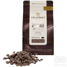 Chips de Chocolate Semi Amargo 1Kg | Callebaut