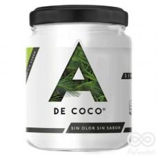 Aceite de Coco Sin Olor y Sin Sabor 384ml | A de Coco