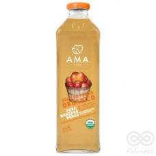 Jugo Manzana Mango Orgánico 1L (Botella de Vidrio) | Ama Time