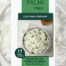 Arroz de Palmito PalmiRice 255g | Palmipasta