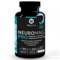 Neuro Mag PRO Vegano 90 cap | Wellplus
