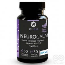 Neuro Calm Vegano 60 cap | Wellplus
