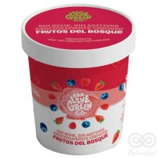 Helado Frutos del Bosque 300 grs |The Live Green Co