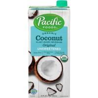 Leche de Coco Sin Azúcar Orgánico 946ML | Pacific Foods