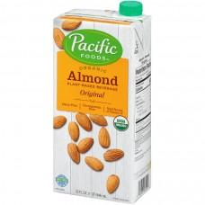 Alimento Liquido de Almendra Orgánico 946ML | Pacific Foods