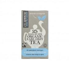 Black Tea Earl Grey 25 envelopes|Clipper