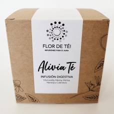 Alivia Té 12 Bolsitas| Flor de Té