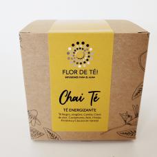 Chai Té 12 Bolsitas| Flor de Té